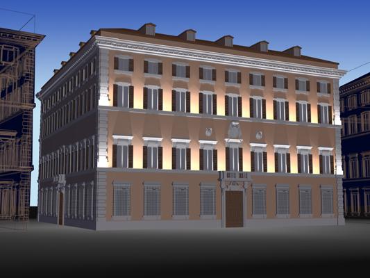 Architetti della luce esterni